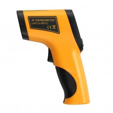 HT-822 Infrared Thermodetector Non-contact Industrial Laser IR Indicator Temperature Meter