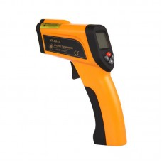 HT-6899 Non-contact Tigh Temperature Infrared Thermometer With Type K Input