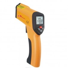 HT-6888 Non-Contact High Temperature Infrared Thermometer Backlight LCD Display