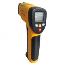 HT-816 Handheld IR Infrared Thermometer Auto Temperature Meter Sensor -50-650C
