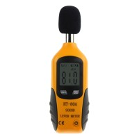 HT-80A Mini Portable Size Sound Level Meter Noise Tester Noise Decibel Monitor Pressure Tester