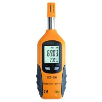 HT-86 Temperature Humidity Tester Meter Detector Electronic Digital Hygrometer Thermometer Air Detector