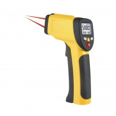 HT-818 Dual Laser Non-contact Infrared Thermometer Digital High Temperature Tester