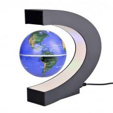 Magnetic Floating Globe Levitation Anti Gravity Globe World Map LED Light