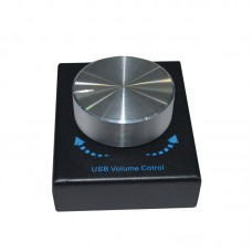 USB Volume Control Knob PC Computer Speaker Audio Volume Controller Adjuster