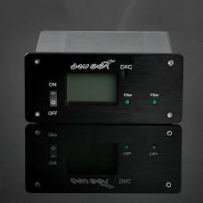 Douk Audio SA9027+AK4490 USB DAC Full Isolation Asynchronous Hi-Fi Audio Decoder