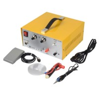 80A DX-808 Pulse Sparkle Spot Welder Gold Silver Jewelry Machine Tool 110V 220V