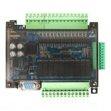 FX3U-24MR PLC Industrial Control Board 14 Input 10 Output with RS485 Communication Calendar