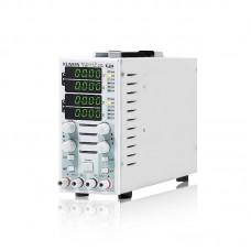 KL284 Dual Channel LCD DC Load Electronic Load Instrument 400W 0-80V 110V / 220V