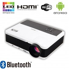 EUG 4500lms Android Bluetooth Projector Wifi Home Cinema TV Kodi Christmas Party