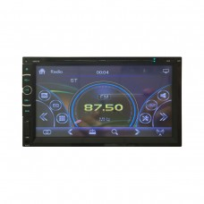 695 Car CD DVD Player GPS Navigation Double 2 DIN FM Bluetooth F6080G with Map Card