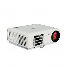 4500LM Bright LED Projector For Backyard Game Home Theater Party Movie Film HDMI USB 1080p