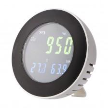 HT-501 CO2 Meter Temperature Hygrometer Digital Portable Gas Leak Detector Analyzer CO2 Monitor Tester
