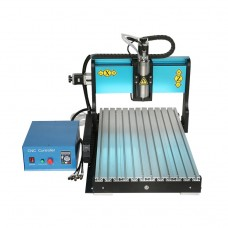 1500W Spindle Motor 6040 3 Axis USB Port CNC Router Engraving Machine