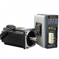 86 Mixed Servo Motor kit Closed Loop Stepper Motor with Digital Servo Driver HB860MB 8.5N