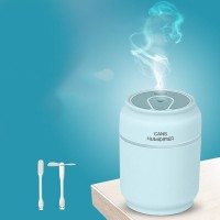 Ultrasonic Mini LED Aroma Humidifier Purifier Mist Maker Air Diffuser Healthy Cans Shaped