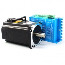 86 Closed Loop Stepper Encoder Motor with Digital Servo Driver HB860H 8.5N.m