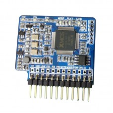 Mini XMOS Asynchronous USB to IIS+SPDIF Board 384K/32bit Support DSD