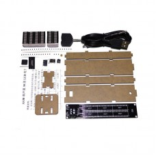 AS30 Binaural 30 Segment LED DIY Kit Music Spectrum VU Meter