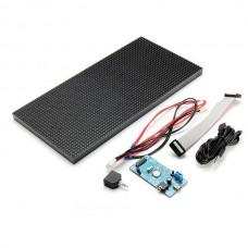DIY 6 Display Modes MS3264 V3 Music Spectrum Display LED Audio Spectrum
