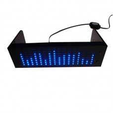 DIY AS1608 Music Spectrum Audio Spectrum Display LED Flashing Light Kit