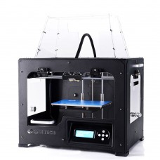 The Best FDM 3D Printer Dual Extruder with High Quality Upgraded Motherboard