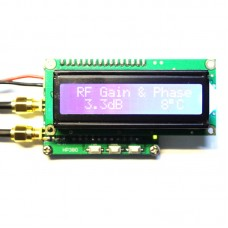 0-2700 MHz RF Gain and Phase Detector Power Meter Module HP380