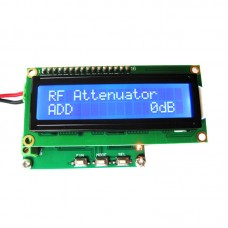 0-500Mhz Power Meter -80-10 dBm RF Radio Frequency Power Meter HP350