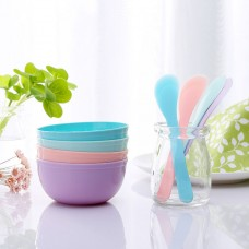 Mask Bowl Beauty Diy Facial Mask Bowl Cosmetic Mixing Face Care Set Moisturizing Beauty Tool