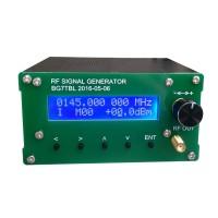 35M-4.4G Signal Generator Signal Source Simple Spectrum Analyzer + LCD Display