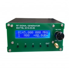 35M-4.4G Signal Generator Signal Source Simple Spectrum Analyzer + LCD Display