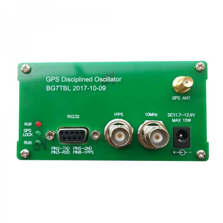 Symmetricom LCD  GPSDO 10MHz 1PPS OCXO GPS Disciplined Oscillator