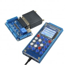 NC200 6 Axis USBMACH3 CNC Controller Board Card + NVSK 6 Axis Hand Manual Control Box DDREAM