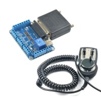 NC200 6 Axis USBMACH3 CNC Controller Board Card  + MPG02 Pulse Generator Handwheel