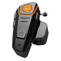 BT-S2 Bluetooth Motorcycle Helmet Intercom Interphone Headset FM Radio Earphone