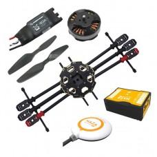 Tarot 680 Pro ARTF Hexacopter TL68P00 w/ Naza V2 Flight System + Tarot 4006 620KV Motor & ESC FPV Multi-Rotor Combo