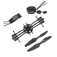 Tarot 680 Pro ARTF Hexacopter TL68P00 w/ Tarot 4006 620KV Motor & Hobbywing ESC FPV Multi-Rotor Combo