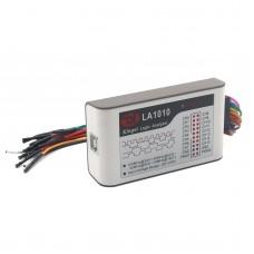 Kingst LA1010 Logic Analyzer High Performance USB2.0 16M 16CH 10G MCU ARM FPGA DSP Debugging Tools