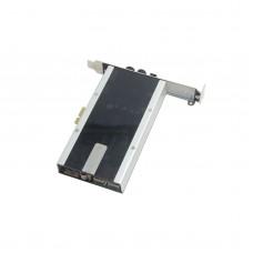 Music Hall Elfidelity Sound Sourced PCI-E Hifi AK4396 DAC 2.0 Channel Internal Sound Card
