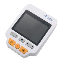 Heal Force Prince 180D Portable ECG Monitor Handheld LCD Heart Detector Electrocardiogram for Health Care