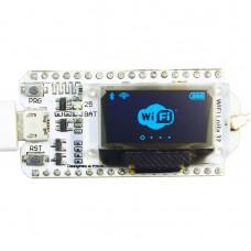 SX1278 LoRa ESP32 0.96 inch Blue OLED Display Bluetooth WIFI Lora Kit 32Bits