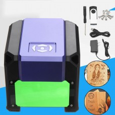 2000mW Mini USB Laser Engraver Mark Printer Cutter Carver Engraving Machine