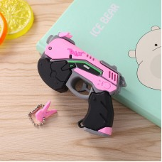 Overwatch D.Va DVA Multi-function Cosplay Power Bank 6800mah Prop Gun Weapons