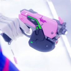 Overwatch D.Va DVA Multi-function Cosplay Power Bank 8000mah Prop Gun Weapons