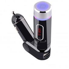 Car Auto 12V Wireless Bluetooth FM28B MP3 Player FM USB Charging Phone Handfree Kit