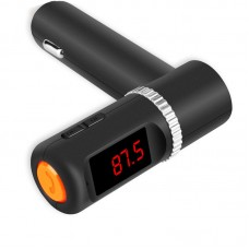 Bluetooth Car Charger MP3 Player Stereo FM Transmitter USB Charging BC08B