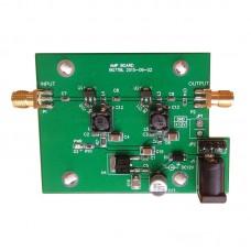 100K-3G Gain 22dB 0.5W 27dBm Broadband Power Amplifier Board