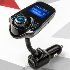 T10 Car Wireless MP3 FM Transmitter Handsfree Bluetooth Player