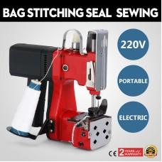 190W GK9-890 Portable Electric Bag Closer Sewing Sealing Stitching Machine 220V