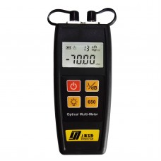 All in One Fiber Optical Power Meter 50mW Visual Fault Locator YJ-350A Mini Size